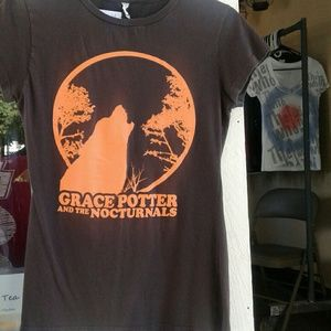 Grace Potter and the Nocturnal t shirt